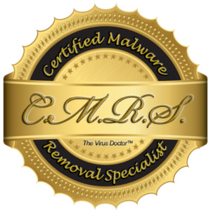 Certified Malware Removal Specialist